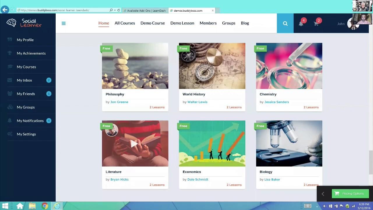 Learndash - cómo crear una escuela online